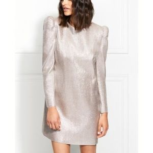 PREORDER- Rachel Zoe Millie Dress Metallic size 8